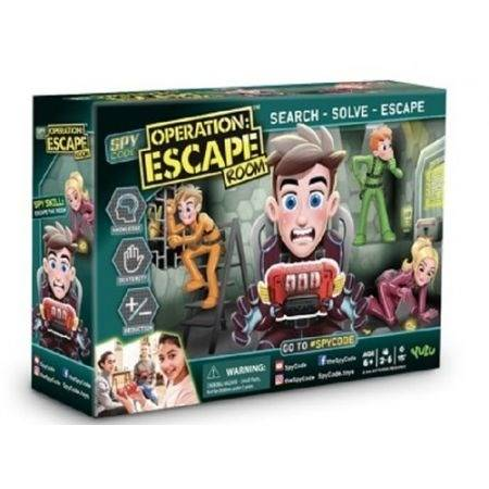 Spy Code - Operation Escape (Z000163148)