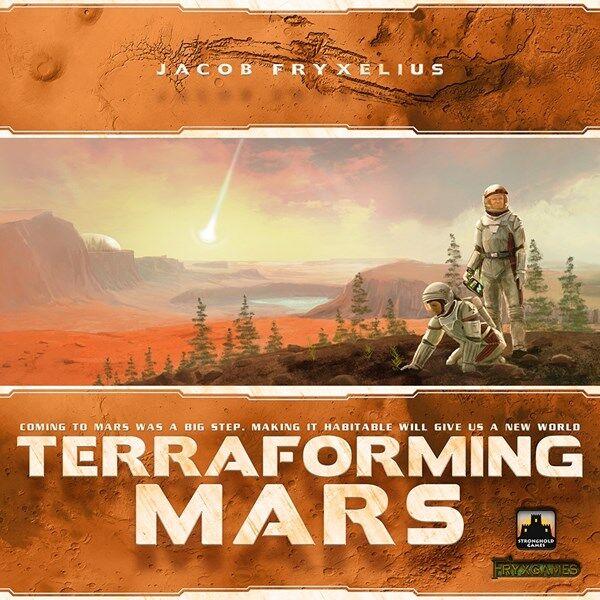 Terraforming Mars, Strategispill (EN) (Z000164503)