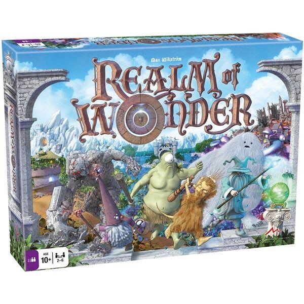 Realm of Wonder, Strategispill (SE/FI/NO/DK/EN) (Z000047117)
