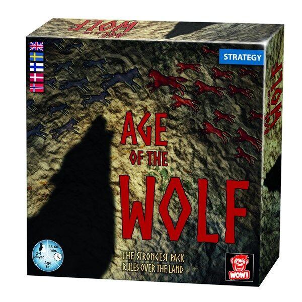Age of the Wolf (SE/FI/NO/DK/EN) (Z000164173)