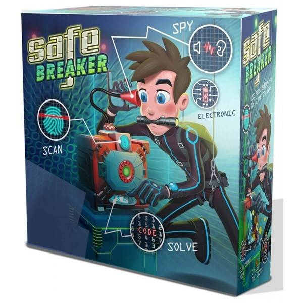 Spy Code - Safe Breaker (Z000165594)
