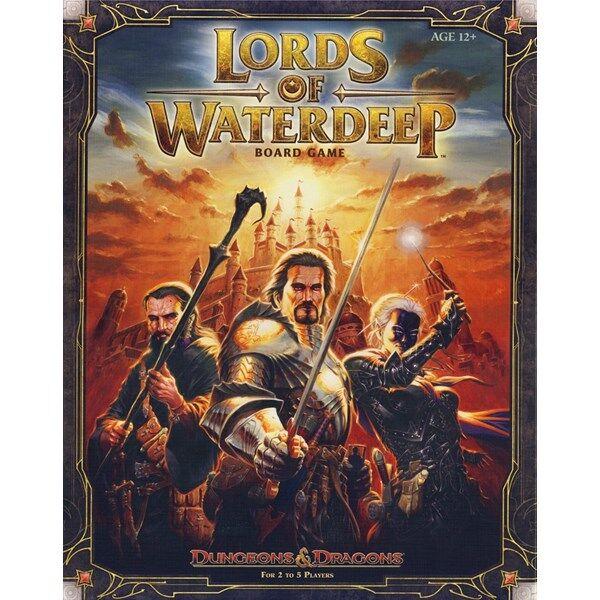 Lords Of Waterdeep Board Game (EN) (Z000142202)