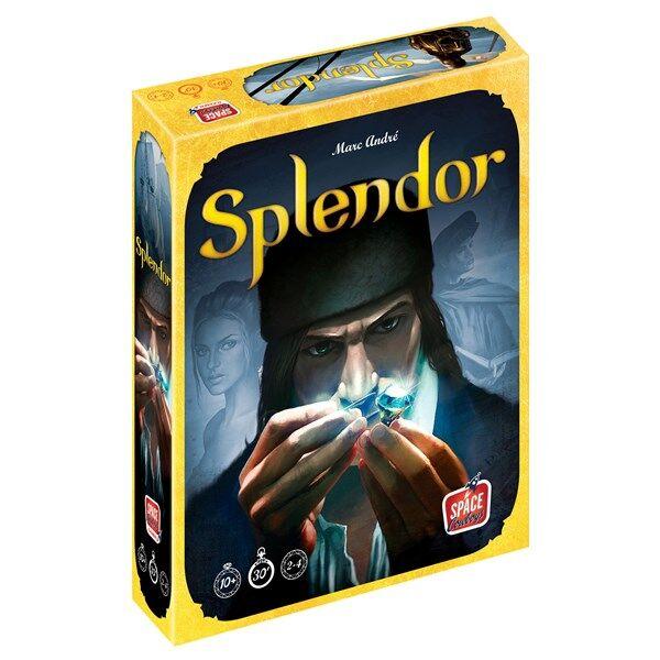 Splendor, Selskapsspill (SE/FI/NO/DK) (Z000056416)