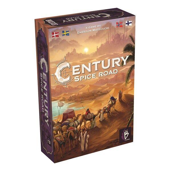 Century, Spice Road, Familiespill (SE/FI/NO/DK) (Z000142178)