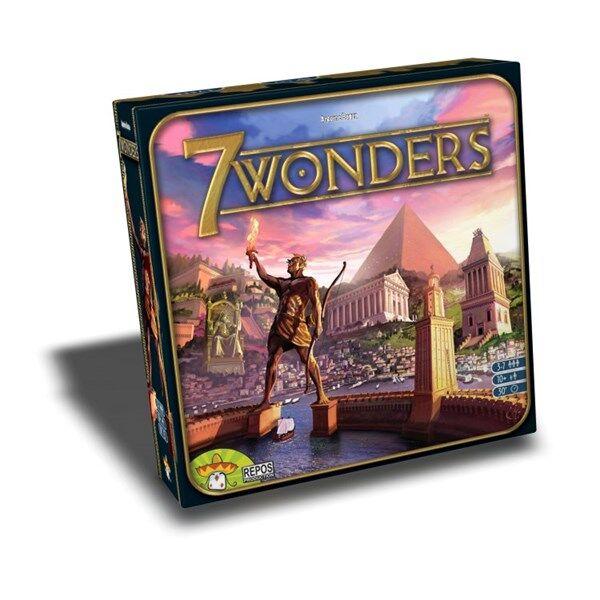 7 Wonders, Strategispill (SE/FI/NO/DK) (Z000125076)