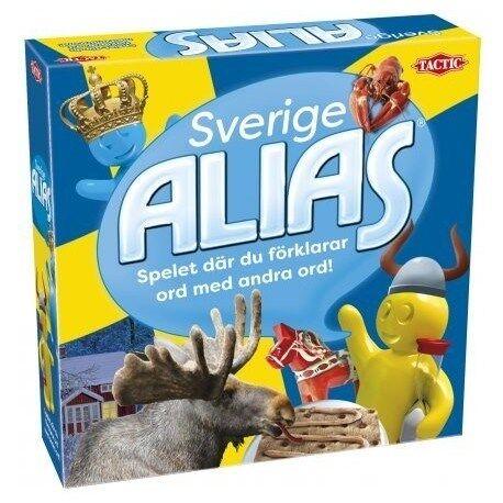 Sverige Alias (SE) (Z000164292)