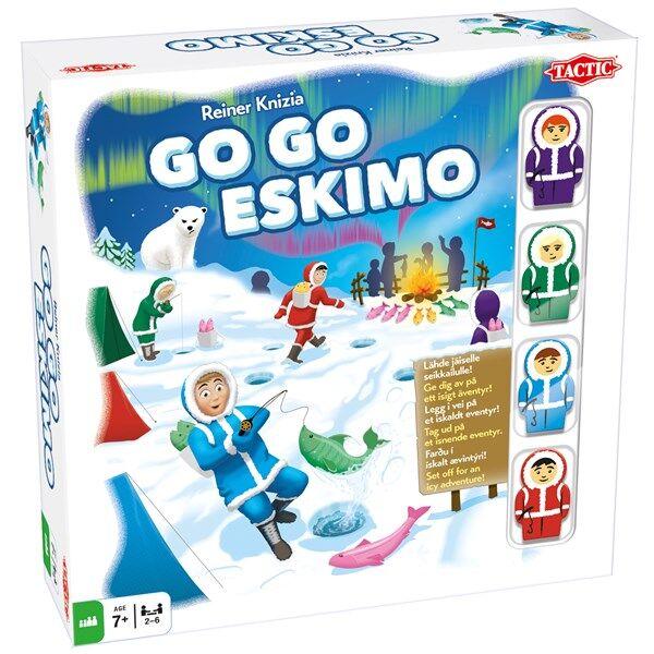 Go Go Eskimo, Familiespill (SE/FI/NO/DK/EN) (Z000140376)