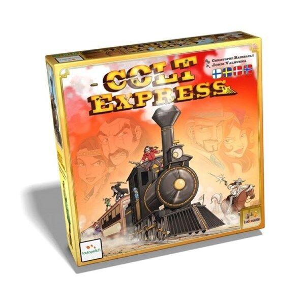 Colt Express, Selskapsspill (SE/FI/NO/DK) (Z000125071)
