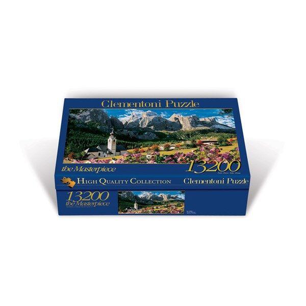 Puslespill HQC Dolomittene, 13200 brikker, Clementoni (Z000127583)