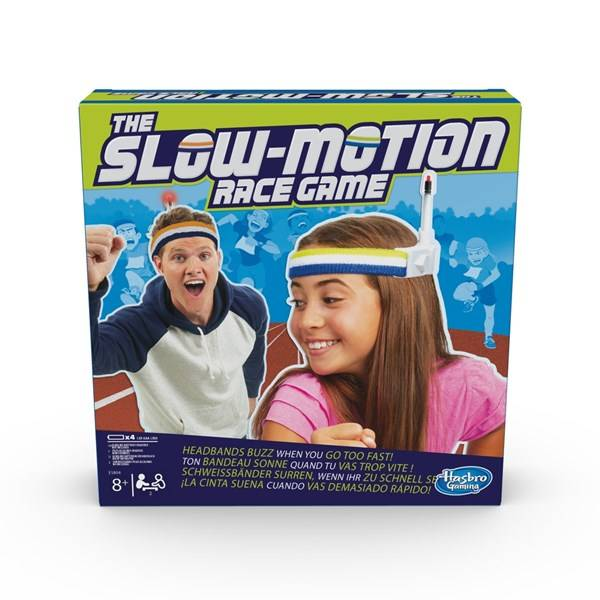 The Slow-Motion Race Game (Z000160832)
