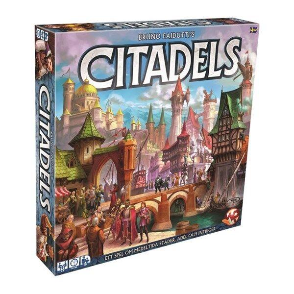 Citadels, Sällskapsspel (SE) (Z000125073)