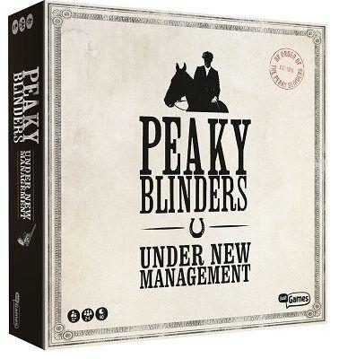 Peaky Blinders, Brädspel (EN) (Z000164916)