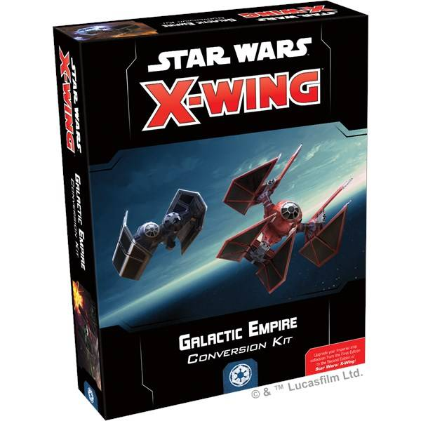 Star Wars X-Wing Galactic Empire Expansion (EN) (Z000142351)