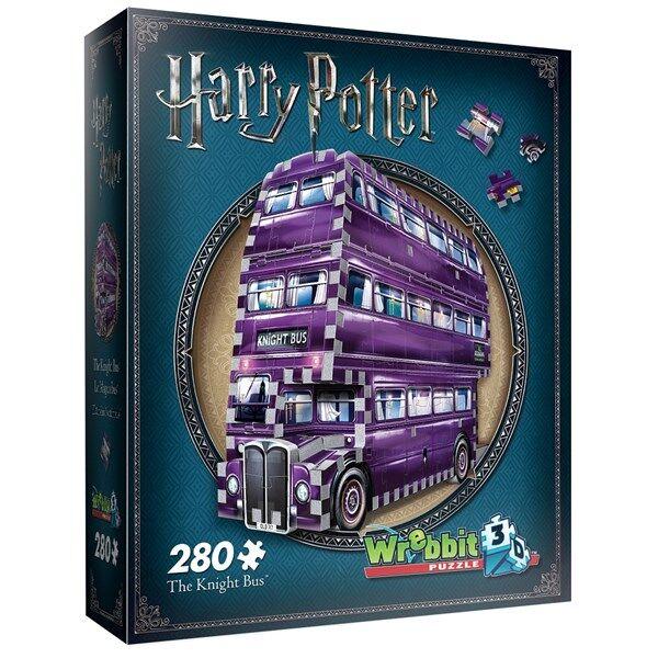 3D-puslespill, Fnattbussen, Harry Potter (Z000129713)