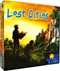 Lost Cities, Strategispel (EN) (Z000164472)