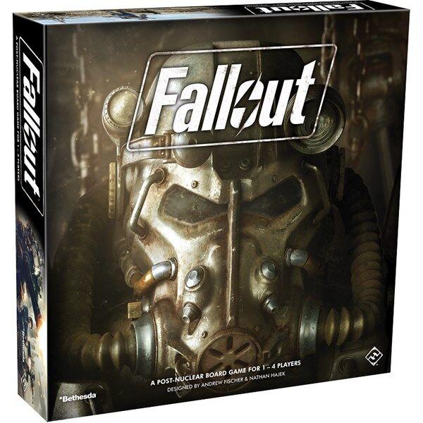 Fallout Board Game (EN) (Z000142187)