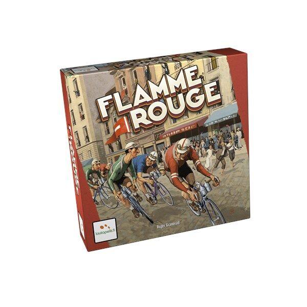 Flamme Rouge, Strategispill (SE/FI/NO/DK) (Z000140251)