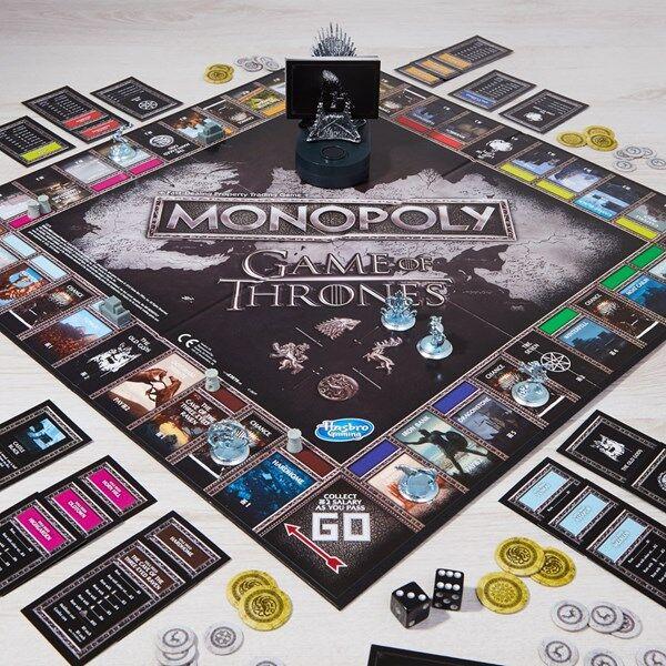 Game Of Thrones Monopol (Z000165289)