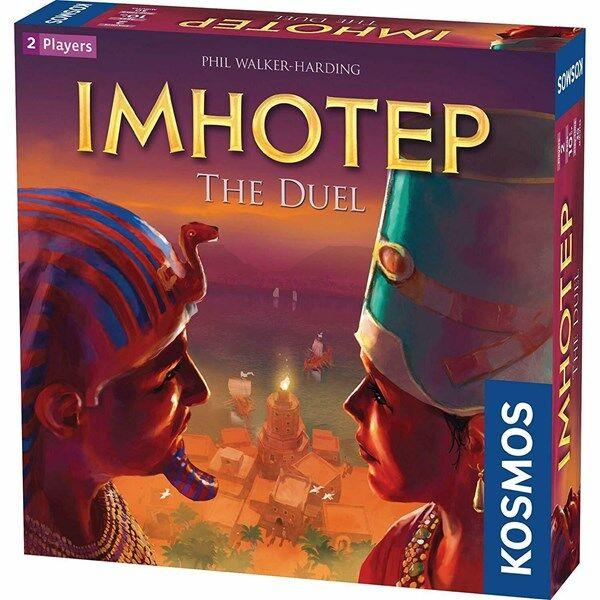 Imhotep: The Duel, Strategispel (EN) (Z000164475)