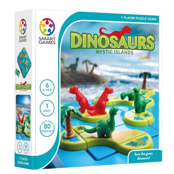 Dinosaurs, Smart Games (SE/FI/NO/DK/EN) (Z000043247)
