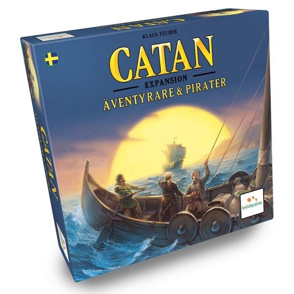 Catan: Äventyrare och Pirater (SE) (Z000140275)