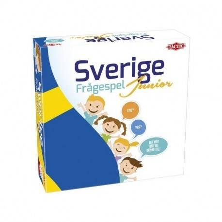 Frågespelet Sverige Jr (SE) (Z000164295)