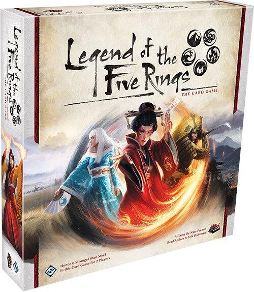 Legend of the Five Rings, Living Card Game (EN) (Z000142200)