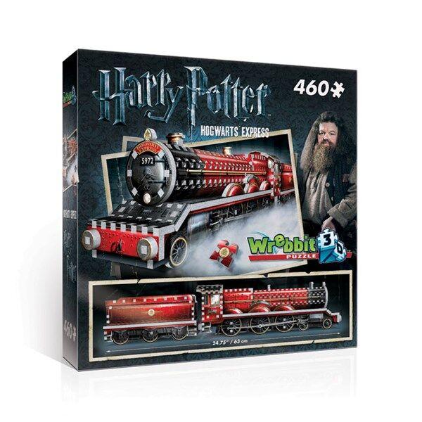 3D-puslespill, Hogwart-ekspressen, Harry Potter (Z000047124)