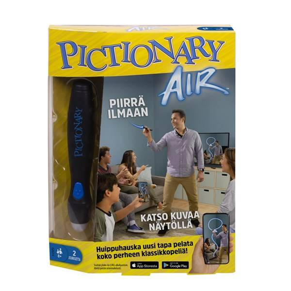 Pictionary Air (FI) (Z000165076)