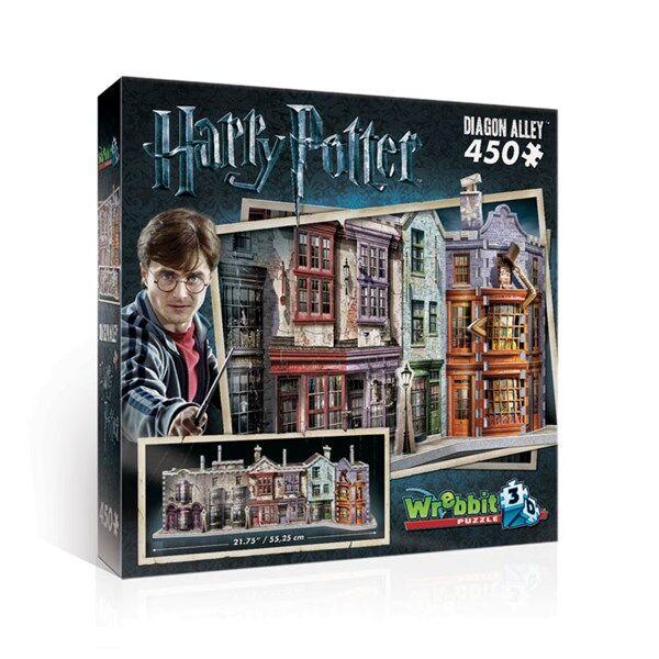3D-puslespill, Diagonallmenningen, Harry Potter (Z000047125)