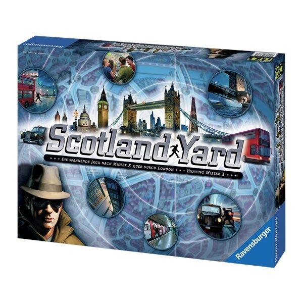 Scotland Yard, Familiespill, Ravensburger (Z000037907)