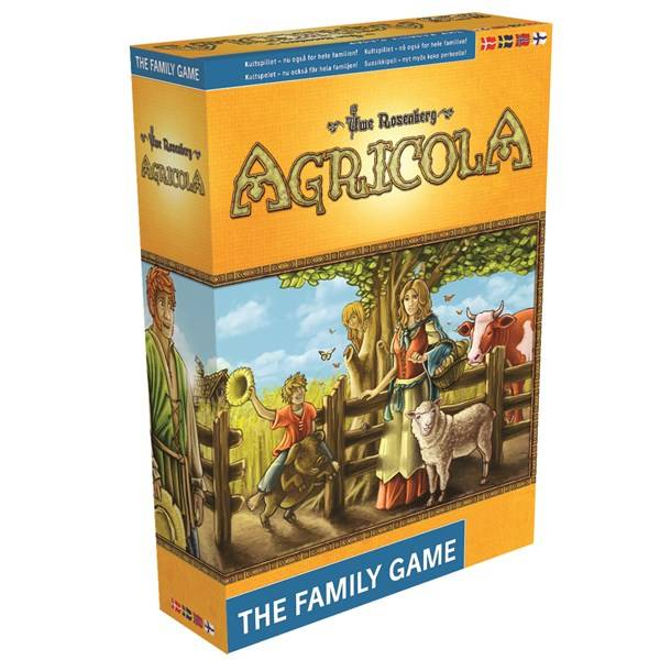 Agricola familiespesial, Selskapsspill (SE/FI/NO/DK) (Z000056549)