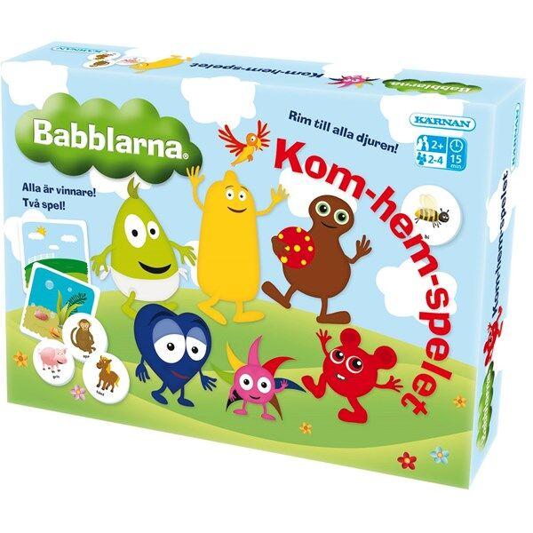 Babblarna Kom-Hem-Spelet (SE) (Z000128937)