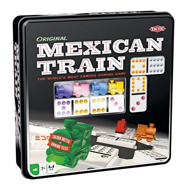 Original Mexican Train (SE/FI/NO/DK/EN) (Z000057751)