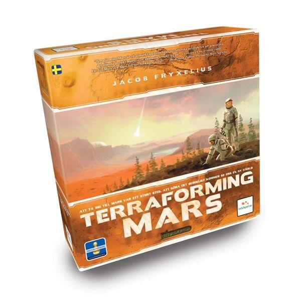 Terraforming Mars, Strategispill (SE) (Z000164483)