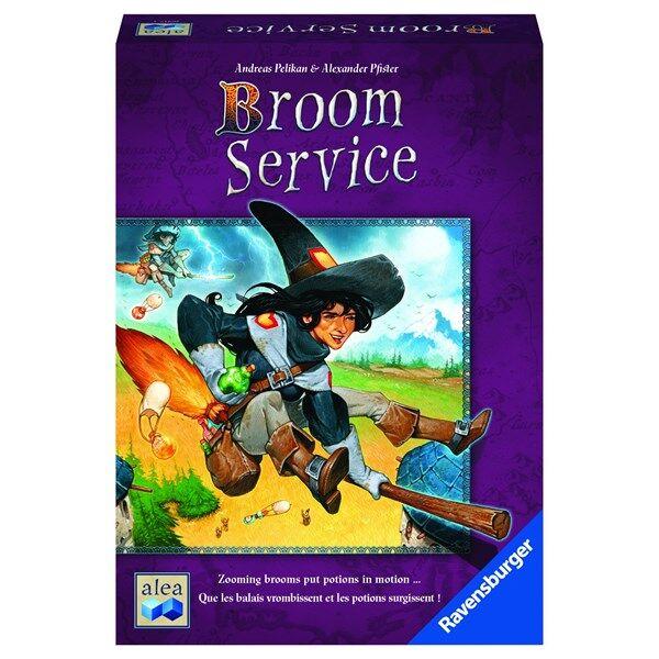 Broom Service, Kortspill (EN) (Z000140240)