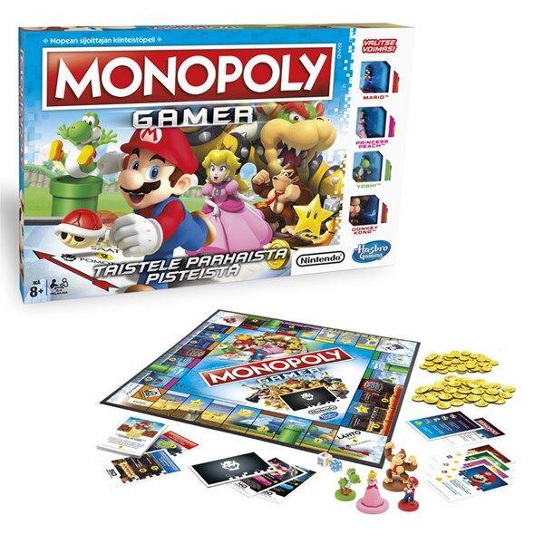 Hasbro HGA Monopoly Gamer, Hasbro Games (FI) (Z000122896)