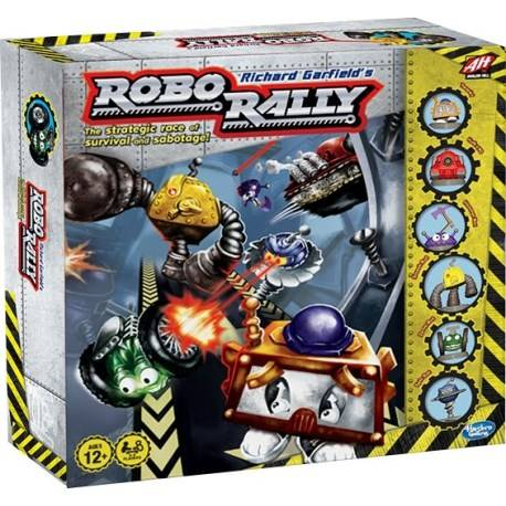 Robo Rally Board Game (EN) (Z000142329)