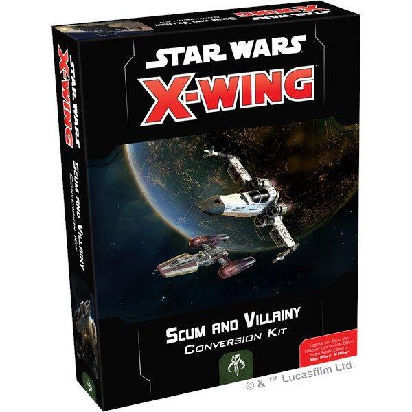 Star Wars X-Wing Scum & Villainy Expansion (EN) (Z000142352)