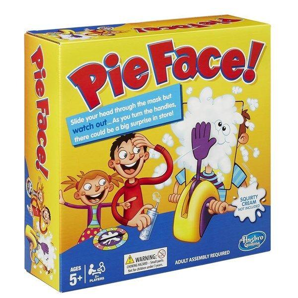 Hasbro Pie Face! Chain Reaction, Hasbro Games (SE/FI/NO/DK) (Z000120070)