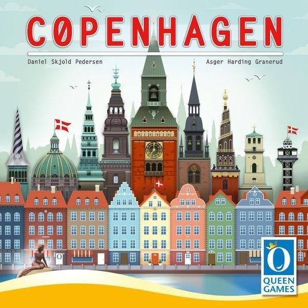 Copenhagen, Brettspill (SE/FI/NO/DK) (Z000164476)