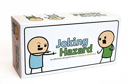 Joking Hazard, Partyspill (EN) (Z000164594)