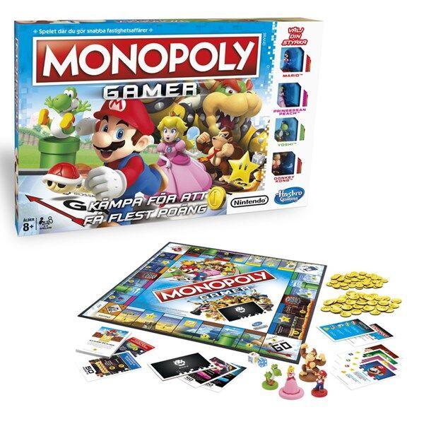 Hasbro HGA Monopoly Gamer, Hasbro Games (SE) (Z000119100)