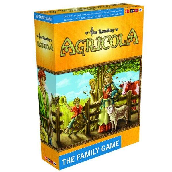 Agricola, Family Edition, Selskapsspill (SE/FI/NO/DK) (Z000125075)