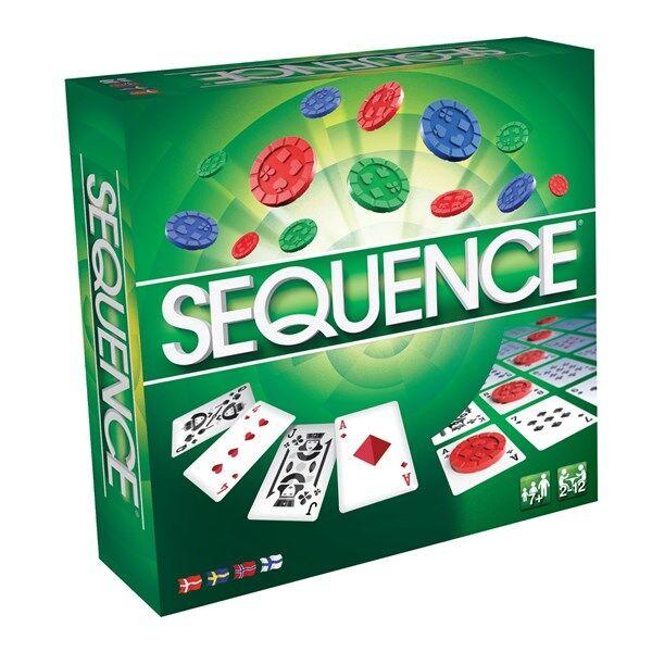 Sequence, Brädspel (Z000162615)