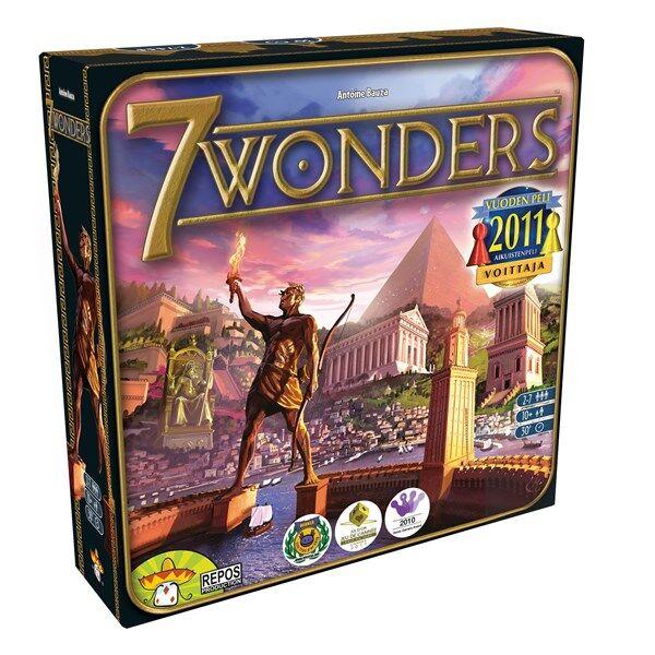 7 Wonders, Strategispill (SE/FI/NO/DK) (Z000160151)