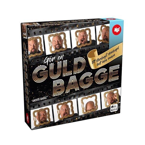 Gör en guldbagge med Anders Bagge, Alga (SE) (Z000159734)