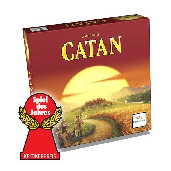 Settlers of Catan, Sällskapsspel (SE) (Z000064756)