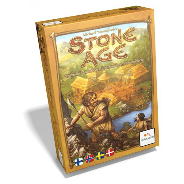 Stone Age, Strategispill (SE/FI/NO/DK) (Z000140259)