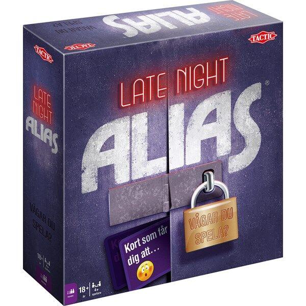 Late Night Alias, Partyspel (SE) (Z000140378)